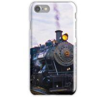 Locomotive Steam Engine iPhone Case/Skin