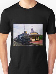 Locomotive Steam Engine T-Shirt