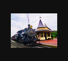 Locomotive Steam Engine Unisex T-Shirt