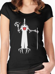 Killbot 08 - Saucy Jack Women's Fitted Scoop T-Shirt