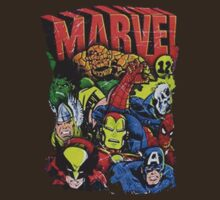 Marvel Heroes Collection by uchapati