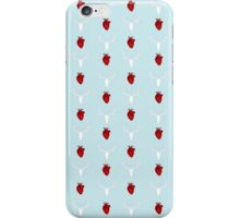 Hannibal Stag&Hearts Pattern iPhone Case/Skin