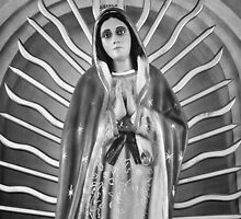Our Lady of Guadalupe by Harry Halyk