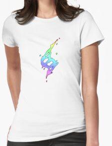Mega Evolution Womens Fitted T-Shirt