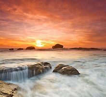 Mystical Sunset by Jonathan Stacey