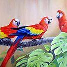 Wild Colours by eric shepherd