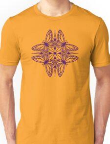 butterfly mandala - one flutter! Unisex T-Shirt
