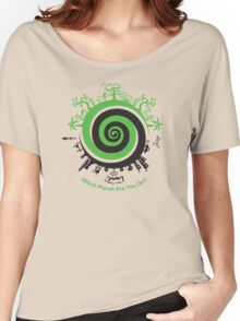 Which Planet Are You On? Women's Relaxed Fit T-Shirt