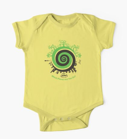 Which Planet Are You On? One Piece - Short Sleeve