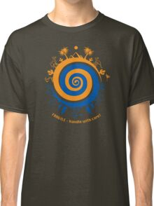 Fragile - handle with care! Classic T-Shirt
