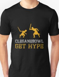 CLEGANEBOWL GET HYPE T-Shirt