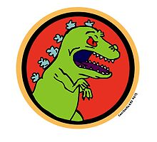 T-Rex by coolfacetees