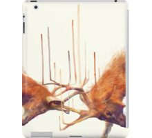 Stags // Strong iPad Case/Skin