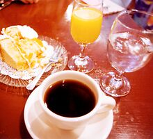 Cake and Coffee by Jay Gross