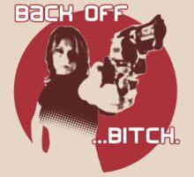 back off... by quigonjim
