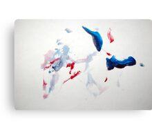 Dancing Penguin Canvas Print