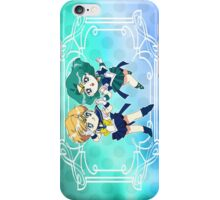 Sailor Uranus & Neptune iPhone Case/Skin