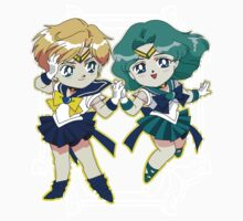 Sailor Uranus & Neptune Kids Clothes