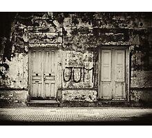 Doors and Graffiti - Argentina Photographic Print