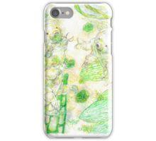 Watercolor Waterbears iPhone Case/Skin