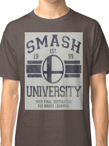 Super Smash Bros University  Classic T-Shirt