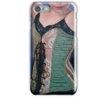 Corset Girl 2 iPhone Case/Skin