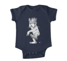 The King of all Wild Things One Piece - Short Sleeve