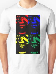 Christopher Reeve Superman Tribute T-Shirt
