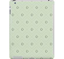 Tea Pattern - Drinks Series iPad Case/Skin