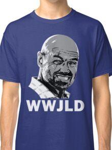 What Would John Locke Do - LOST Classic T-Shirt