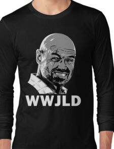 What Would John Locke Do - LOST Long Sleeve T-Shirt