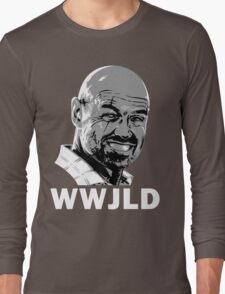What Would John Locke Do - LOST Long Sleeve T-Shirt