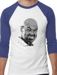 What Would John Locke Do - LOST Men's Baseball ¾ T-Shirt