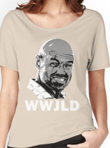 What Would John Locke Do - LOST Women's Relaxed Fit T-Shirt