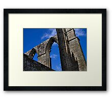Arches at Bolton Abbey Framed Print