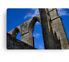 Arches at Bolton Abbey Canvas Print