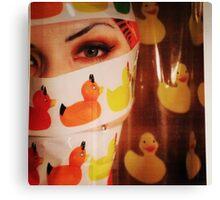 Duck tape Canvas Print
