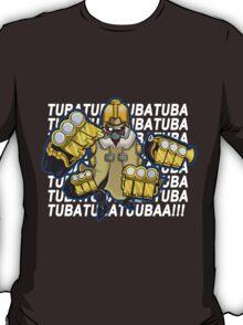 Big Band - TUBA TUBA TUBA (Skullgirls) T-Shirt