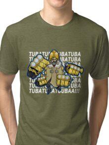 Big Band - TUBA TUBA TUBA (Skullgirls) Tri-blend T-Shirt