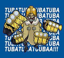 Big Band - TUBA TUBA TUBA (Skullgirls) by TehJaxks
