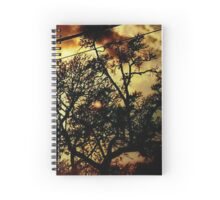 Before the Summer Storm Spiral Notebook