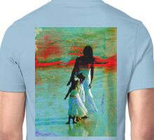 Afternoon at the beach Unisex T-Shirt