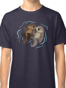 Cute: Sea Otters Classic T-Shirt