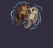 Cute: Sea Otters Unisex T-Shirt