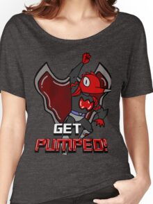 Get Pumped! Women's Relaxed Fit T-Shirt