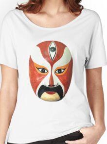 Bangzi opera, Wen Zhong Women's Relaxed Fit T-Shirt