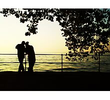 Sharing is Passion in Bregenz, Austria Photographic Print