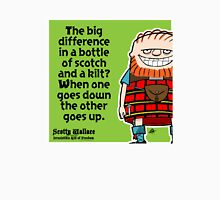 """Scotty Wallace """"The Difference"""" Unisex T-Shirt"""