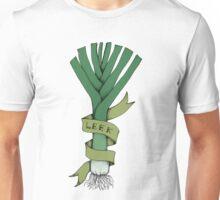 Leek kick Unisex T-Shirt