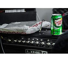 Ginger Ale Photographic Print
